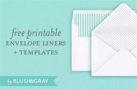 free printable invitation envelope templates 4 free printable a7 envelope templates utemplates