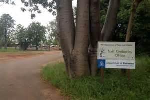 department of parks and wildlife office kununurra abc