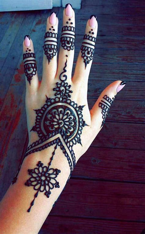 henna tattoo on hand tumblr henna www pixshark images