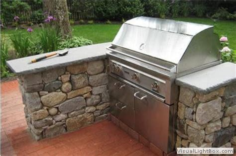 25 best ideas about outdoor grill area on