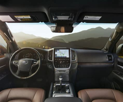 toyota land cruiser interior 2017 2017 toyota land cruiser release date specs pictures