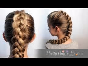 braided hairstyles tutorials youtube dutch braid hairstyles