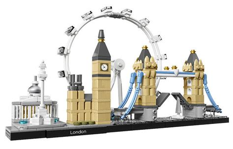 Big Tower Tiny Square lego architecture 2017 sets photos sydney chicago london