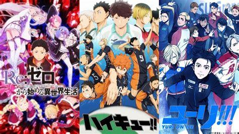 film anime terbaik 2016 7 anime terbaik tahun 2016 pilihan fans kamu setuju