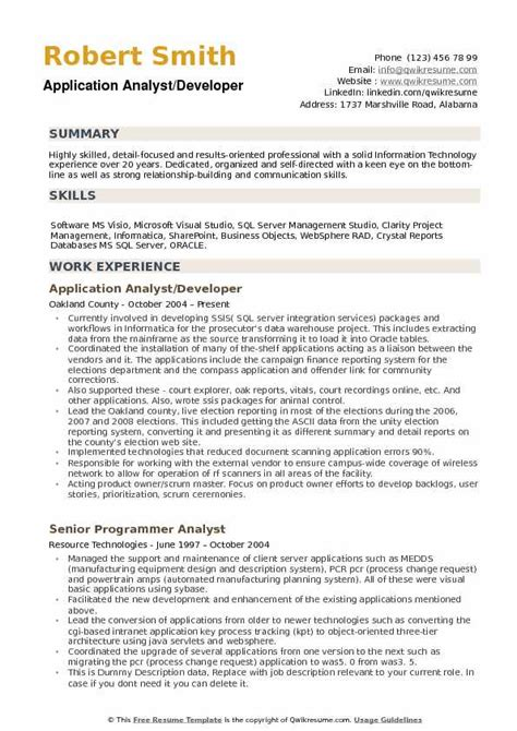 Informatica Resumes by Informatica Developer Resume Resume Ideas