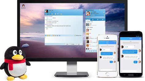 qq mobile qq international app review messenger apps