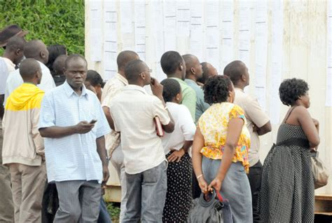 causes of unemployment in uganda rising youth unemployment in uganda a tickling time bomb