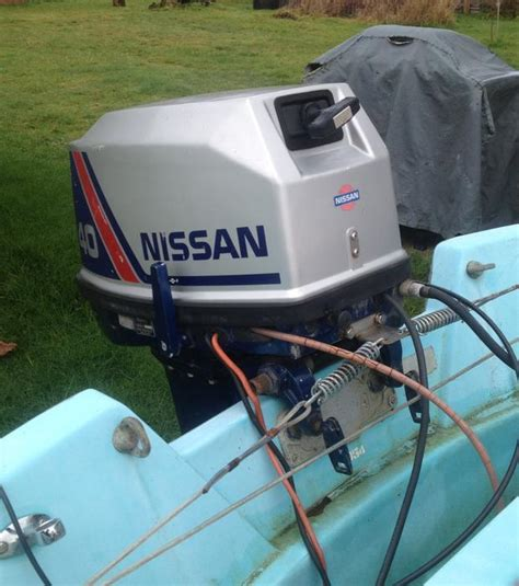 used outboard motors cbell river wanted 40 hp nissan outboard motor outside comox valley