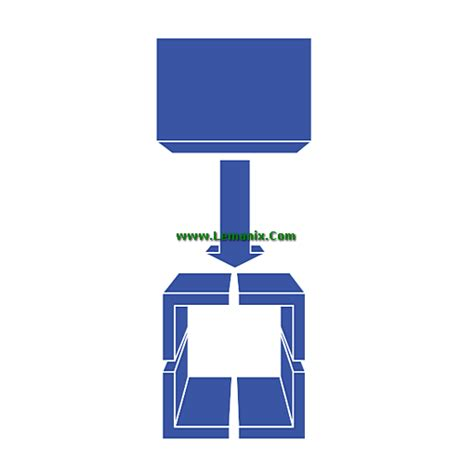visio blocks visio shapes block diagram with perspective stencils for