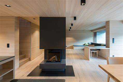 wood home interiors 4 sleek interiors where wood takes center stage