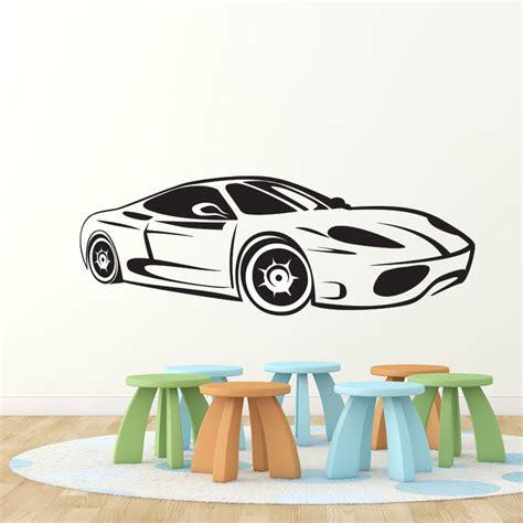 sports wall decals for nursery sport car race speed wall decal nursery vinyl sticker