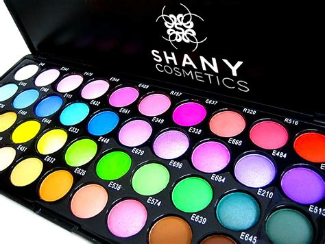 Palettes For Peta shany eyeshadow palette boutique 40 color