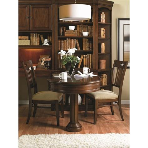 Cherry Home Office Furniture Furniture Cherry Creek Home Office Desk Wall Set In Brown 258 70 416 17 24 36 37 50 Pkg