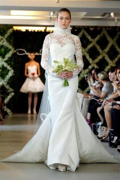 ver imagenes de vestidos de novia con manga vestidos de novia con mangas paperblog
