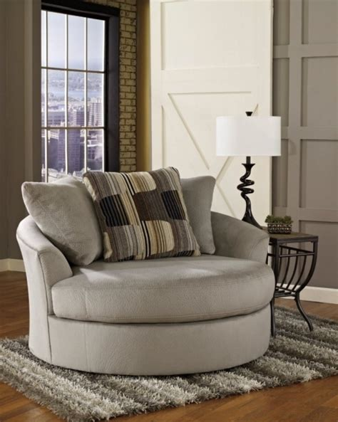 Large Swivel Chairs Living Room Oversized Swivel Accent Chair Chair Design