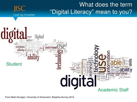 emerging themes definition emerging themes on developing digital literacies