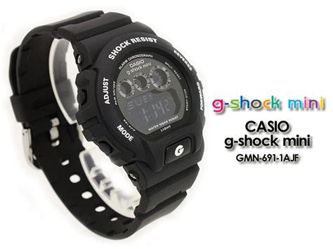 Gshock Mini Original Gmn 691 1ajf spray s for the g shock mini g shock mini