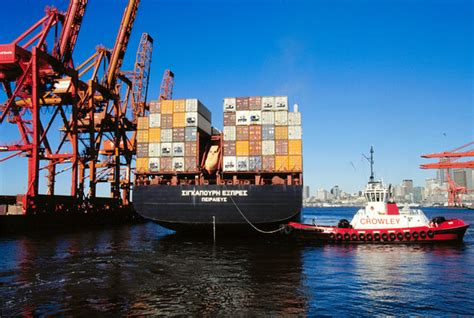 il port port services crowley