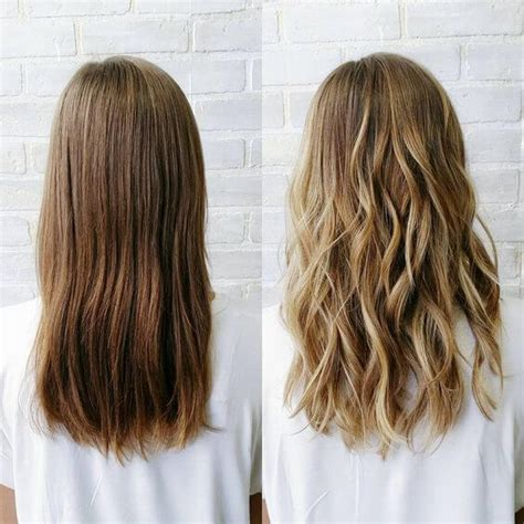 Your hair color this spring 17 examples from golden blonde to denim blue belletag