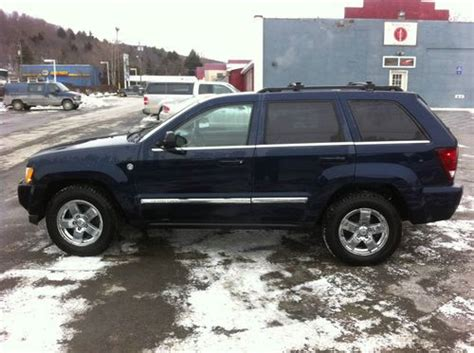 Jeep 5 7 Hemi Sell Used 2005 Jeep Grand Limited Trail Edition 5