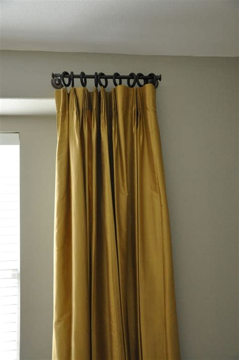 curtain bar towel bar to hang stationary draperies such a great money