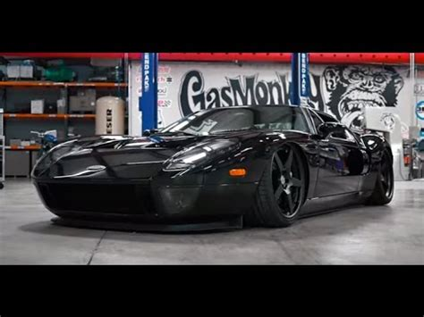Gmgt Gas Monkey by Gas Monkey In 20 Gas Monkey S Ford Gt Gmgt Blasts