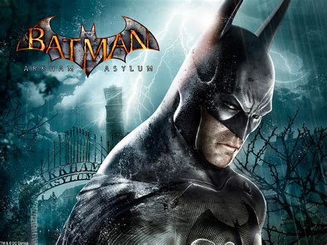 wallpaper batman arkham asylum batman arkham asylum wallpapers hd wallpapers id 5206