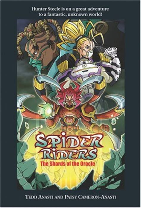 with the the s riders books spider riders 1