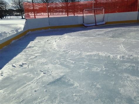 backyard ice rink kits reviews backyard ice hockey skating rink go penguins gogo papa