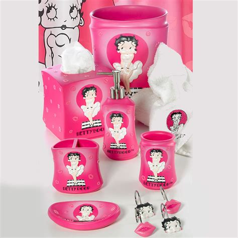 betty boop shower curtains bathroom accessories betty boop bathroom accessories bathroom interior home