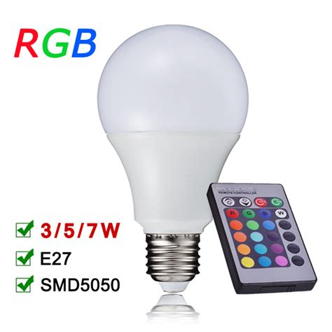 lada led gu10 7w rgb led light bulb par38 rgb led light bulb 27w pro