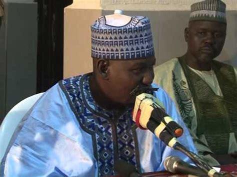 Biography Of Sheikh Muhammad Kabiru Haruna Gombe   sheikh muhammad kabiru haruna gombe tafsirin ramadan 1434