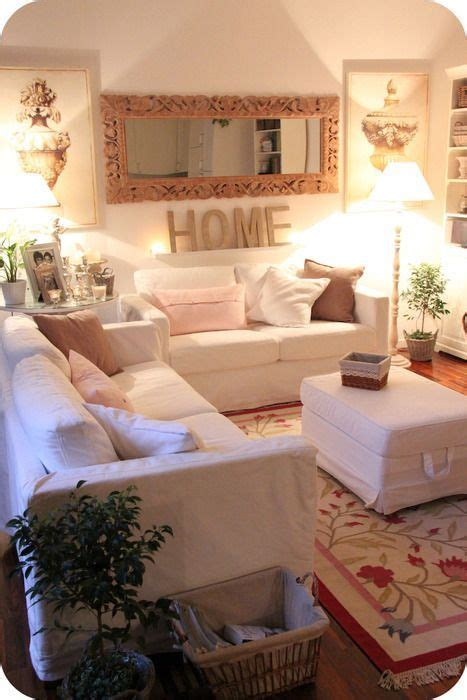 our small but cozy living room cozy space lit by ls thebookofsecrets tumblr com