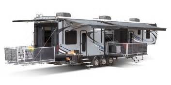 Jayco Camper Floor Plans 2017 Seismic Toy Hauler Jayco Inc