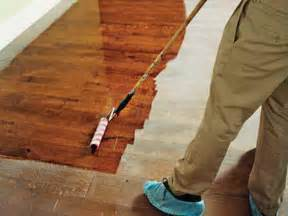 Wood Floor Refinishing Without Sanding Flooring Refinishing Wood Floors How To Stain Hardwood Floors How Much To Refinish