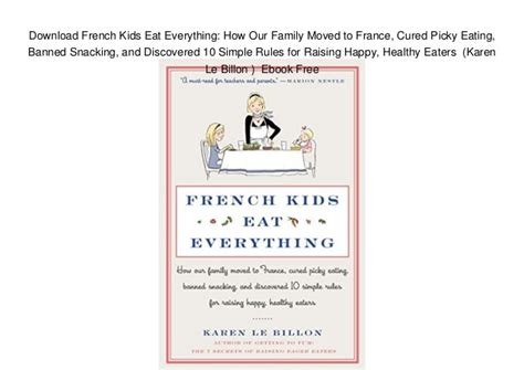 Pdf Eat Everything Discovered by Eat Everything How Our Family Moved