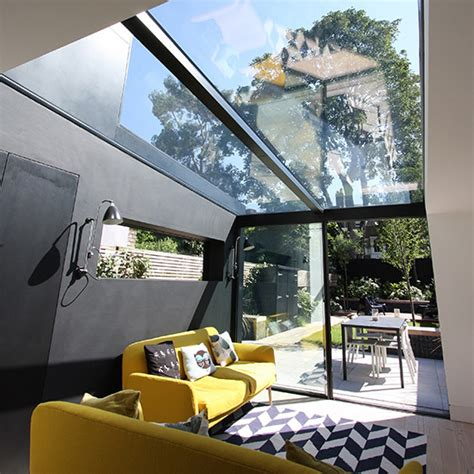 glass extensions ideal home