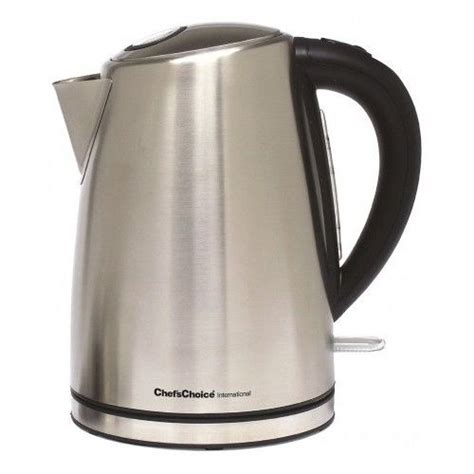 Coffee Water Boiler cordless electric kettle stainless steel tea coffee