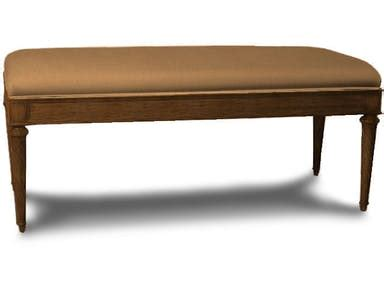 simon bench benches by hickory chair furniture