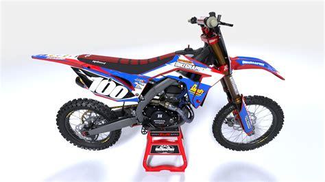 custom motocross honda blitz semi custom motocross graphics bikegraphix
