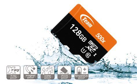 Sdhc Card Team Uhs1 8gb team micro sdhc sdxc w adapter