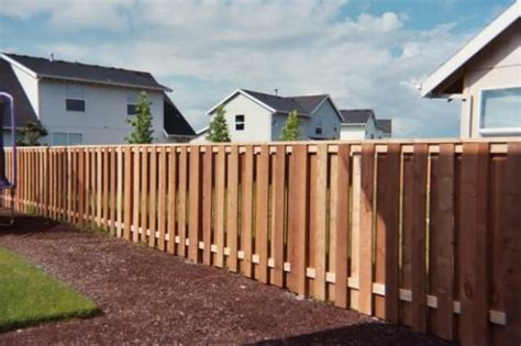 composite mixed material fence ideas for eichlers other mcm homes pictures of different types of wooden fences image of types of wooden fences designs