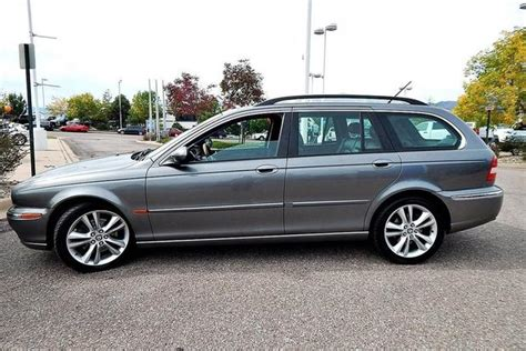 Jaguar Station Wagons by X Type Wagon The Wagon