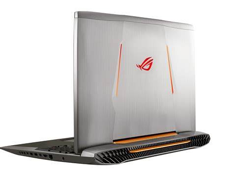 Laptop Asus Rog G752vs product datasheet asus rog g752vs gc130t 2 7ghz i7 6820hk 17 3 quot 1920 x 1080pixels black grey