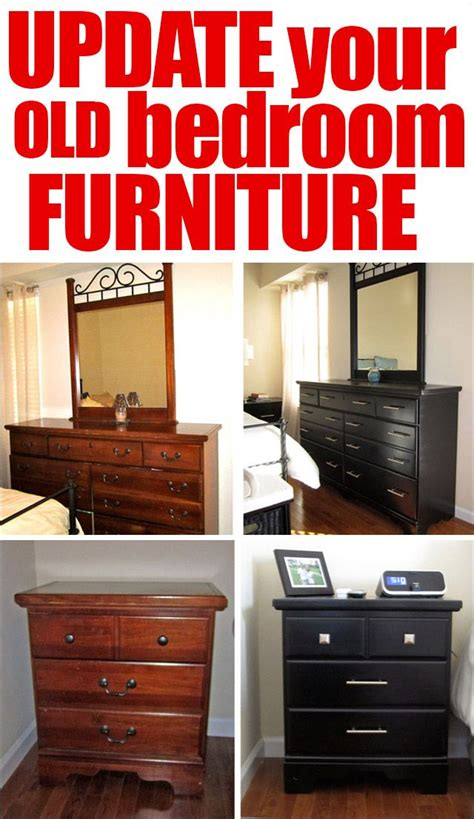 how to paint bedroom furniture black best 25 bedroom furniture makeover ideas on pinterest