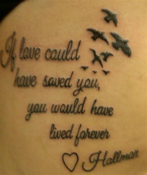lost love tattoo celebrating my pictures to pin on tattooskid