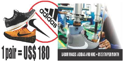 nike and adidas shoe factory workers threaten strikes sp tsk spsi sukabumi
