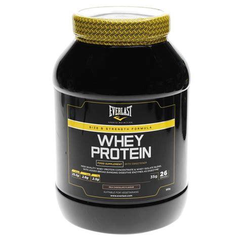 L Whey Protein everlast whey protein