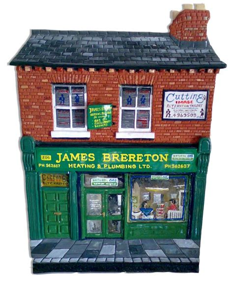 brereton heating plumbing previous shop front in