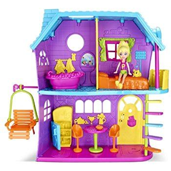 Polly Jumbo polly pocket polly tastic jumbo jet playset toys